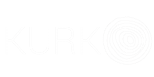 Kurk Logo White Transparent